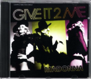 GIVE IT 2 ME - USA 8 TRACK CD MAXI SINGLE